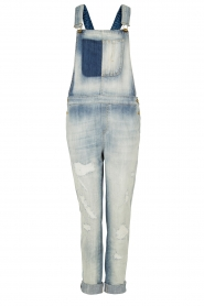 Manila Grace | Tuinbroek Used Denim | blauw