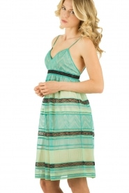 Dress Rosella | green