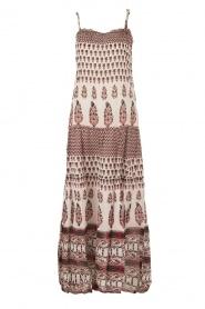 Ambre Babzoe | Maxi jurk Gin | rood   | Afbeelding 1
