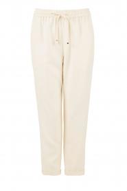 Hoss Intropia | Pantalon Luzia | off-white   | Afbeelding 1