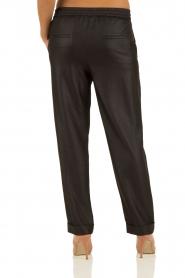 Hoss Intropia | Pantalon Luzia | zwart  | Afbeelding 5