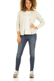 Hunkydory | Top Nickelby | creme   | Afbeelding 3