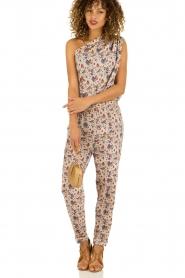 Silk jumpsuit Harlem | multi