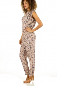 Silk jumpsuit Harlem | multi