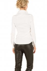 Blouse Basic | white