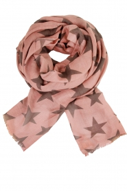 Scarf Supersize Nova | pink