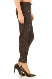Pants Magna | dark brown