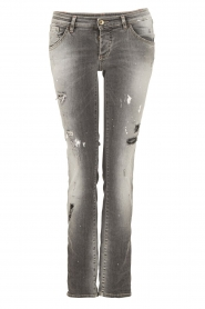 Slim-fit jeans Pescara | grijs