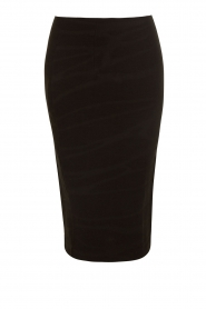 Pencil skirt Annecy | black