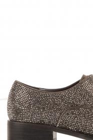 Lola Cruz | Glitterschoenen Ximena | grijs  | Afbeelding 5