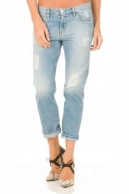 Boyfriend jeans Nalyn | blauw