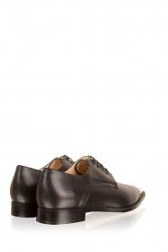 ELISABETTA FRANCHI | Leren schoenen Vero | zwart   | Afbeelding 4