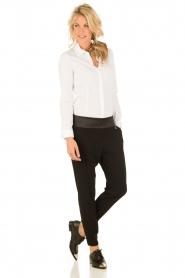 ELISABETTA FRANCHI | Leren schoenen Vero | zwart   | Afbeelding 2