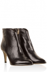 Leather ankle boots Nusia | black
