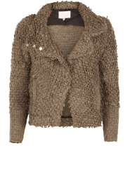 Boucle Jas Caty | taupe