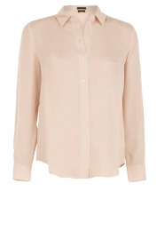 Silk blouse Cara | light pink