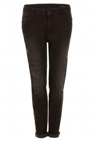 Set | Girlfriend jeans Arizona | zwart  | Afbeelding 1