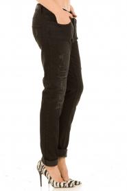 Set | Girlfriend jeans Arizona | zwart  | Afbeelding 4