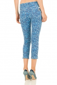 MICHAEL Michael Kors | Skinny jeans Kristen | blauw  | Afbeelding 5
