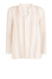 ba&sh | Blouse Azio | wit