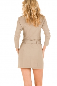 Dress Elia | taupe