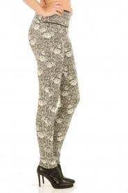 Legging Vivienne | black and white