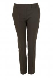 Hunkydory | Pantalon Slacks | grijs   | Afbeelding 1