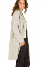 Coat Autumn | grey