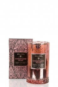 Geurkaars Petite Maison Champagne rose | roze