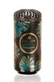 Scented cancle Ceramica Lichen vetiver | multi