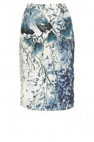 ELISABETTA FRANCHI | Rok Forest | blauw  | Afbeelding 1