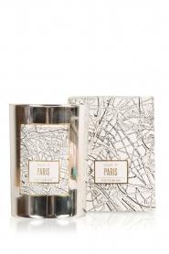 Victorian Candles | Geurkaars Paris | zilver  | Afbeelding 2