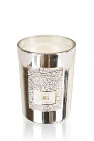 Victorian Candles | Geurkaars Paris | zilver  | Afbeelding 1