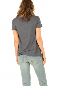 American Vintage | T-shirt Jacksonville | grijs  | Afbeelding 4