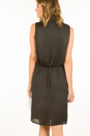 Wrap dress Gladis | black