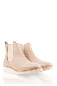 Leather shoes Pip | beige