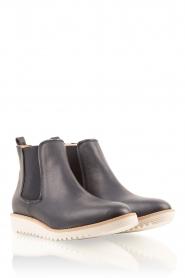 Maluo | Leren schoenen Pip | donkerblauw  | Afbeelding 1