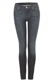 Skinny jeans Illusion Swarovski | dark blue