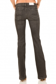 7 For All Mankind | Flared jeans Charlize | zwart   | Afbeelding 5
