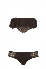 Bandeau bikini Evyf | black