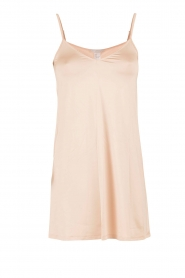 Slip dress Satin Deluxe | nude