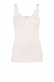Tanktop Seemless Cotton | wit