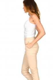 CC Heart |  Seamless top Sem | white  | Picture 4