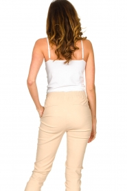 CC Heart |  Seamless top Sem | white  | Picture 5