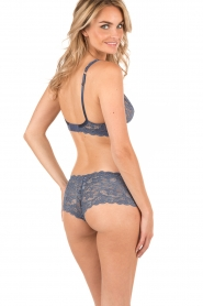 Lace Hipster Full brief Moments | indigo