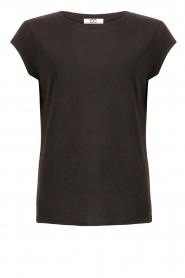 CC Heart |  T-shirt Classic | black  | Picture 1