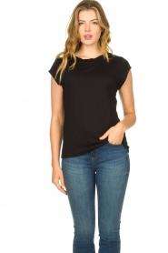 CC Heart |  T-shirt Classic | black  | Picture 3