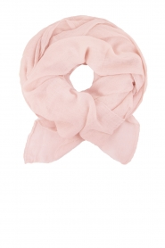 Scarf Gauze XL | powder pink