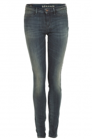 Skinny jeans Spray | blue