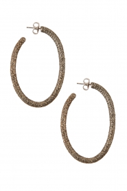 Earrings Nana | green